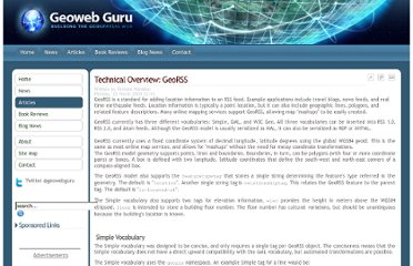 http://www.geowebguru.com/articles/108-technical-overview-georss