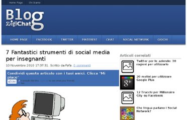 http://blog.digichat.it/7-strumenti-social-media-per-insegnanti.htm