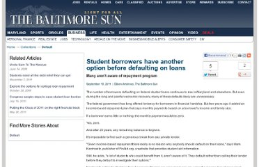 http://articles.baltimoresun.com/2011-09-19/business/bs-bz-ambrose-defaults-20110919_1_student-borrowers-income-based-repayment-income-based-plan