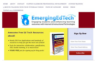 http://www.emergingedtech.com/category/special-needs-students/