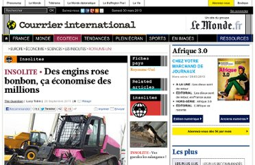 http://www.courrierinternational.com/article/2011/09/20/des-engins-rose-bonbon-ca-economise-des-millions