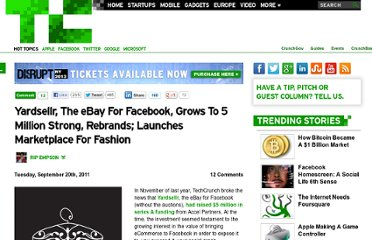 http://techcrunch.com/2011/09/20/yardsellr-the-ebay-for-facebook-grows-to-5-million-strong-rebrands-launches-marketplace-for-fashion/
