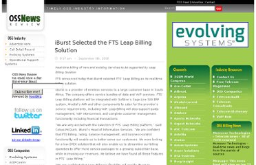 http://www.ossnewsreview.com/telecom-oss/iburst-selected-the-fts-leap-billing-solution/