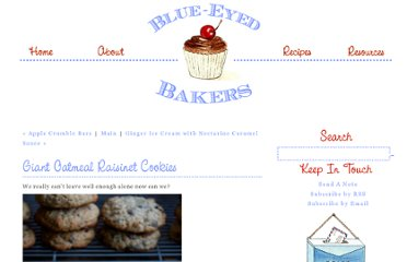 http://www.blueeyedbakers.com/home/2011/9/19/giant-oatmeal-raisinet-cookies.html