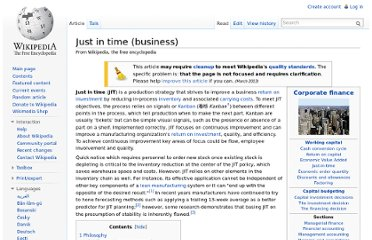 http://en.wikipedia.org/wiki/Just_in_time_(business)