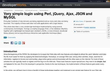 http://www.ibm.com/developerworks/webservices/library/ws-simplelogin/index.html?ca=drs-