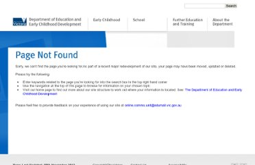 http://www.education.vic.gov.au/proflearning/e5/started/default.htm