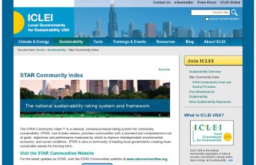 http://www.icleiusa.org/sustainability/star-community-index