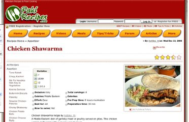 http://www.pakirecipes.com/recipe/Chicken-Shawarma