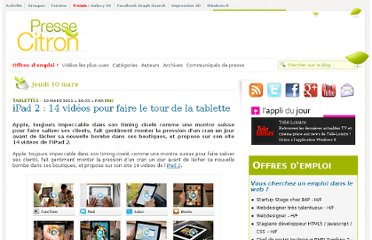 http://www.presse-citron.net/ipad-2-14-videos-pour-faire-le-tour-de-la-tablette
