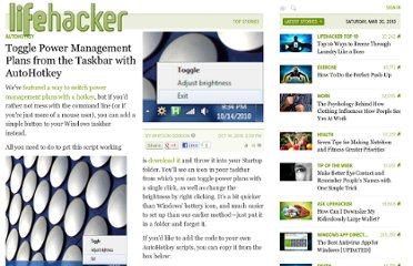 http://lifehacker.com/5664251/toggle-power-management-plans-from-the-taskbar-with-autohotkey