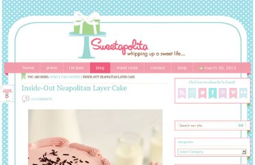 http://sweetapolita.com/2011/04/inside-out-neapolitan-layer-cake/