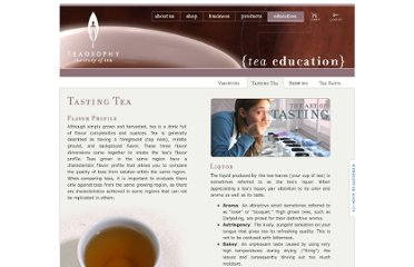 http://www.teaosophy.com/education/tasting.aspx?detect=yes