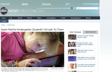 http://abcnews.go.com/Technology/apple-ipad-learning-tool-kindergarten-maine-tennessee-south/story?id=14509290