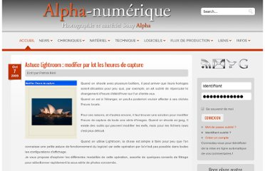 http://www.alpha-numerique.fr/index.php?option=com_content&view=article&id=366:astuce-lightroom-modifier-par-lot-les-heures-de-capture&catid=10:lightroom&Itemid=8