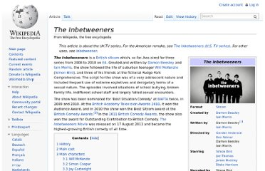 http://en.wikipedia.org/wiki/The_Inbetweeners