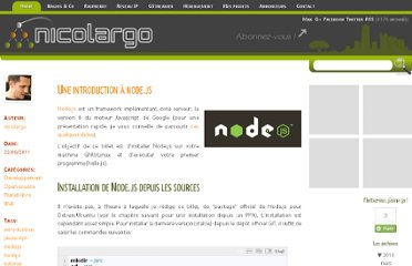 http://blog.nicolargo.com/2011/09/une-introduction-a-node-js.html