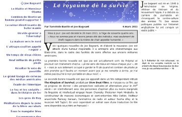 http://orbite.info/traductions/joe_bageant/le_royaume_de_la_survie.html