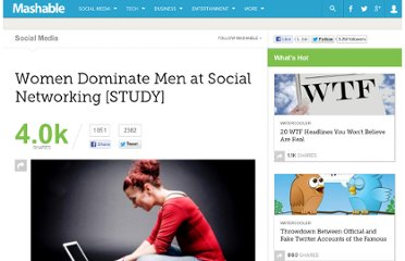 http://mashable.com/2011/09/22/women-social-network/