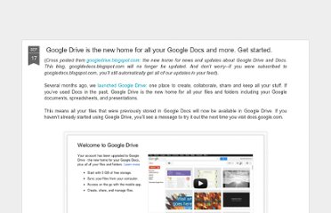 http://googledocs.blogspot.com/2010/01/upload-and-store-your-files-in-cloud.html