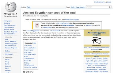http://en.wikipedia.org/wiki/Ancient_Egyptian_concept_of_the_soul