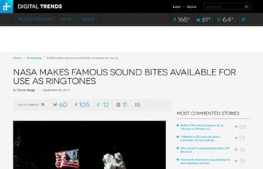 http://www.digitaltrends.com/mobile/nasa-makes-famous-sound-bites-available-for-use-as-ringtones/