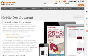 http://www.corporateinteractive.com.au/development/mobile-application