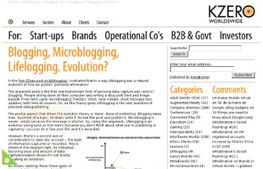 http://www.kzero.co.uk/blog/blogging-microblogging-lifelogging-evolution/
