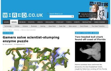 http://www.wired.co.uk/news/archive/2011-09/19/gamers-beat-scientists