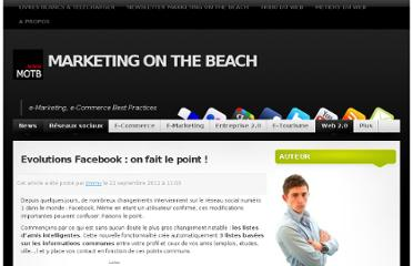 http://www.marketingonthebeach.com/evolutions-facebook-on-fait-le-point/
