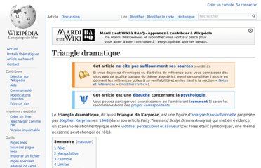 http://fr.wikipedia.org/wiki/Triangle_dramatique