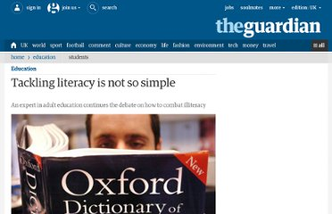 http://www.guardian.co.uk/education/mortarboard/2011/sep/23/adult-literacy-response