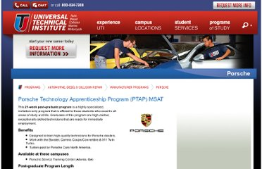 http://www.uti.edu/programs/automotive-diesel-collision-repair/manufacturer-programs/porsche