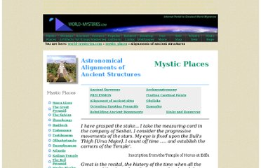 http://www.world-mysteries.com/alignments/mpl_alindx.htm