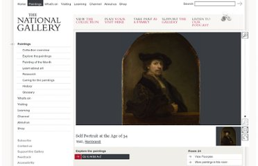 http://www.nationalgallery.org.uk/paintings/rembrandt-self-portrait-at-the-age-of-34