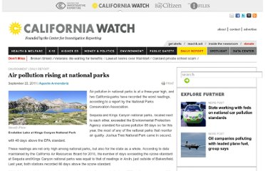 http://californiawatch.org/dailyreport/air-pollution-rising-national-parks-12712