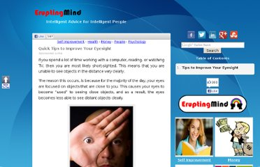 http://www.eruptingmind.com/tips-to-improve-eyesight/