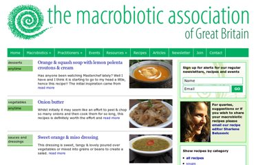 http://www.macrobiotics.org.uk/recipes/