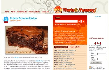 http://www.thatssoyummy.com/recipes/nutella-brownies-recipe/