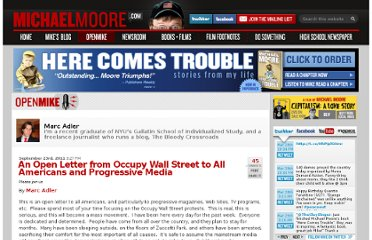 http://www.michaelmoore.com/words/mike-friends-blog/an-open-letter-from-occupy-wall-street-to-all-americans-and-progressive-media