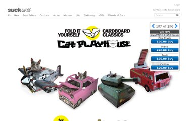 http://www.suck.uk.com/products/catplayhouse/