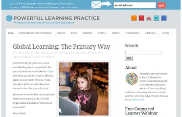 http://plpnetwork.com/2011/09/22/global-learning-the-primary-way/