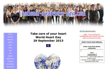http://www.national-awareness-days.com/world-heart-day.html