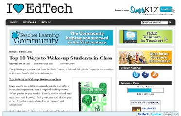 http://blog.simplek12.com/education/top-10-ways-to-wake-up-students/