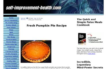 http://www.self-improvement-health.com/fresh-pumpkin-pie-recipe.html
