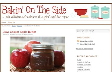 http://bakinontheside.com/2010/11/15/apple-butter/