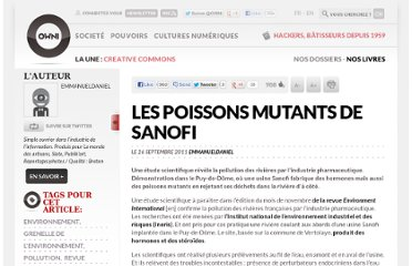 http://owni.fr/2011/09/26/goujon-poissons-sanofi-pollution/