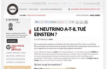 http://owni.fr/2011/09/26/neutrino-tue-einstein-sciences-physique-particule/