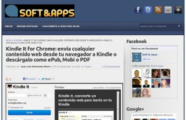 http://www.softandapps.info/2011/09/26/kindle-it-for-chrome-envia-cualquier-contenido-we-desde-tu-navegador-a-kindle-o-descargalo-como-epub-mobi-o-pdf/