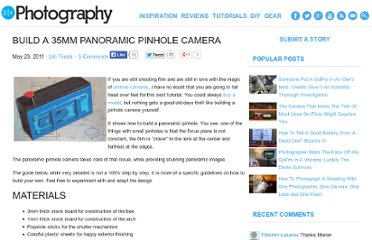 http://www.diyphotography.net/build-a-35mm-panoramic-pinhole-camera